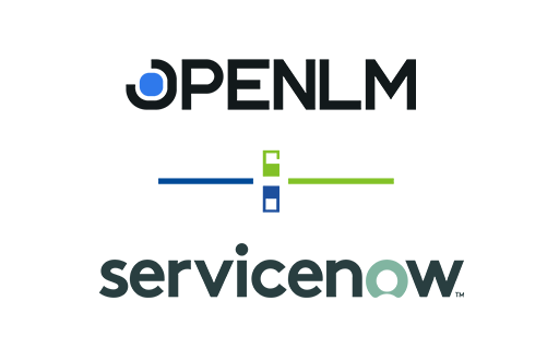 Integrieren Sie OpenLM jetzt auch in unsere Partnerplattform ServiceNow