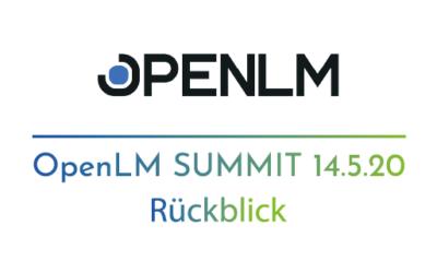 OpenLM Summit 2020 – Rückblick auf ein erfolgreiches Event