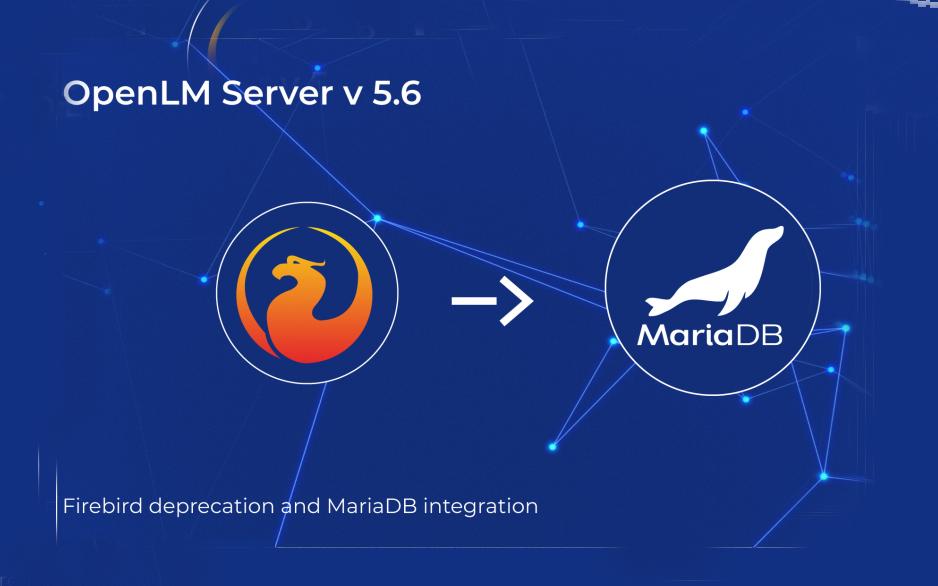 OpenLM Server Release Version 5.6
