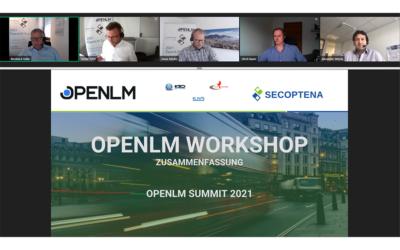 Rückblick auf den OpenLM Summit am 8. Juli 2021